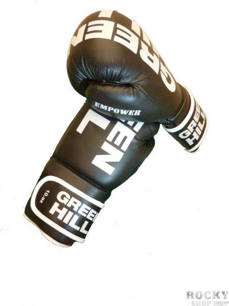 Купить Боксерские перчатки GreenHill Empower, 14 унций