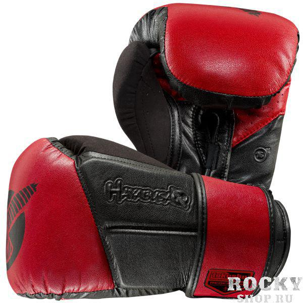 Перчатки боксерские Hayabusa Tokushu® Regenesis 16oz Gloves Black / Red