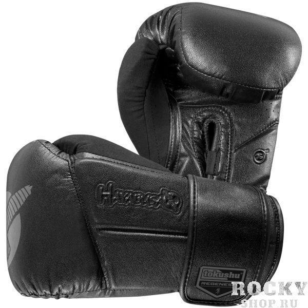 Купить Перчатки боксерские Hayabusa Tokushu® Regenesis 16oz Gloves Black 16 oz (арт. 4082)