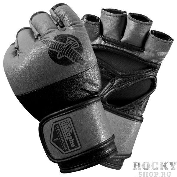 Перчатки ММА Hayabusa Tokushu® Regenesis 4oz MMA Gloves Black / Grey HayabusaПерчатки MMA<br>Перчатки ММАHayabusa Tokushu® Regenesis 4oz MMA Gloves Black / Grey - эргономически-улучшенные с предварительно изогнутой на 30% формой.Они стали еще лучше. Их форма и запатентованная технология двойной застежкиDual-X® обеспечивают максимальную защиту и выработку энергии.Внутренняя ткань называетсяHayabusa AG ™, в которой применяется антимикробная технологияX-Static® XT2®, предотвращающая возникновение неприятного запаха. Все это дополняется превосходной вентиляцией, повышенной воздухопроницаемостью и термо-регулирующими свойствами - все это обеспечивает непревзойденный комфорт и прохладу в любое время.Характеристики:Улучшенная эргономика - изогнутая на 30% форма перчаткиЗапатентованная технология фиксации запястьяDual-X дает максимальную поддержку запястья для максимальной силы удара и хорошей защитыПроверенная конструкция Y-Volar ™ обеспечивает чрезвычайно надежную фиксацию для обеспечения максимальной стабильности и производительности.Ткань Hayabusa AG ™ с применением X-Static® XT2®, антимикробной технологии, обеспечивающей препятствие возникновения бактерий и неприятного запаха. Это покрытие не смоется и останется на перчатках на весь их срок службы.Модернизированная инженерная кожаVylar®-2 обеспечивает непревзойденную износостойкость и долговечность<br>