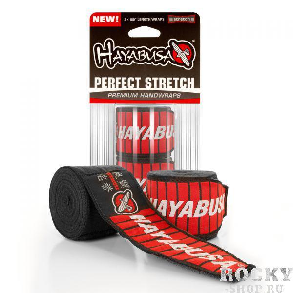 Бинты боксерские Hayabusa Perfect Stretch 2, 4.5 метра, 4,5 метра Hayabusa