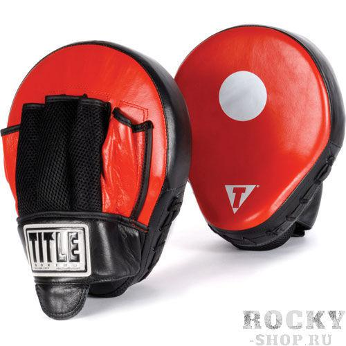 Купить Лапы боксерские TITLE INCREDI-BALL (арт. 4145)