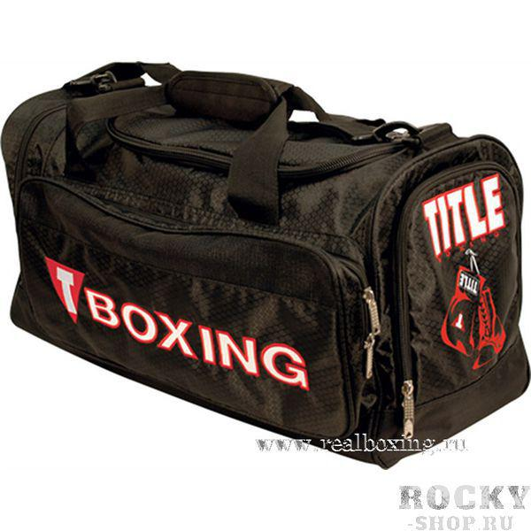 Сумка спортивная TITLE Super Sport Equipment Bag