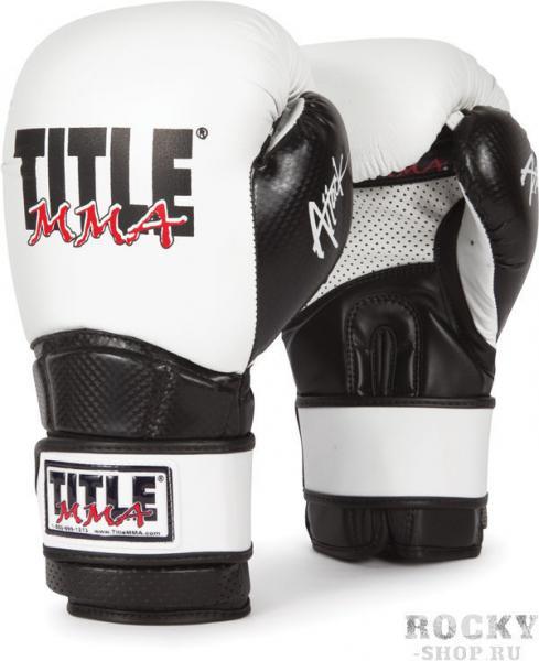 Купить Перчатки тренировочные TITLE MMA 12oz (арт. 4157)