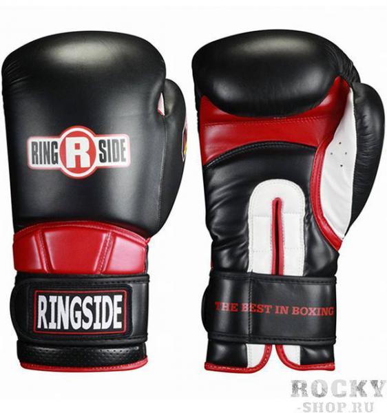 Купить Перчатки тренировочные RINGSIDE HOOK&LOOP 18oz (арт. 4196)