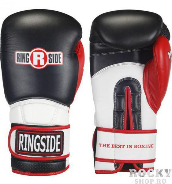Купить Перчатки тренировочные RINGSIDE на липучке 16oz (арт. 4201)