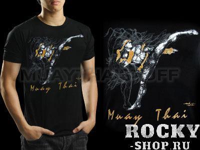 Футболка Sidekick Muay Thai WarriorsФутболки / Майки / Поло<br>100 % хлопок,Ручная работа,Производство Тайланд.<br>