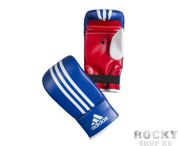 Купить Перчатки снарядные Response II Dynamic сине-красно-белые Adidas l/xl adiBGS01SMU (арт. 4381)