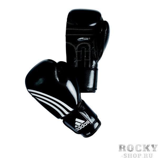 Перчатки боксерские Shadow, 16 унций AdidasБоксерские перчатки<br>Застёжка – липучка<br> Система CLIMA COOL противостоит образованию лишней воды изнутри перчатки<br> Материал - искусственная кожа<br><br>Цвет: Черные