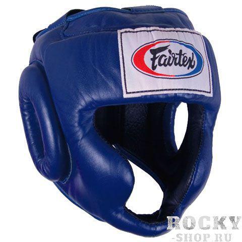 Купить Шлем тренировочный с подборотком и скулами Fairtex xl (арт. 4427)