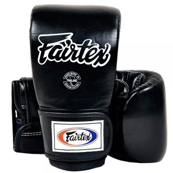 Перчатки снарядные на липучках Fairtex, M Fairtex