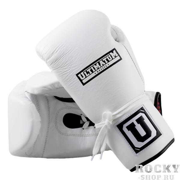 Профессиональные боевые перчатки, 10 oz UltimatumBoxing