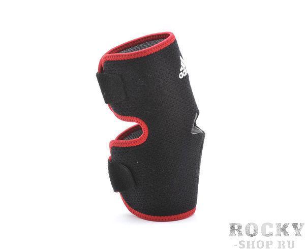 Купить Суппорт колена Knee Support черно-красный Adidas (арт. 4665)