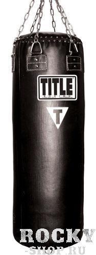 Купить Мешок боксёрский TITLE, 100*30 см, 45 кг TITLE (арт. 4736)