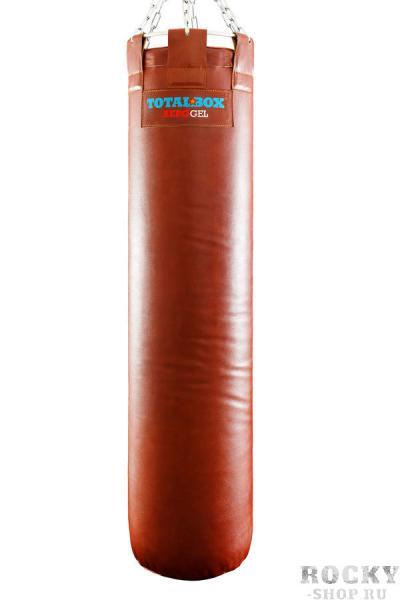 """Гелевый боксерский мешок TOTALBOX серии """"AEROGEL"""", 50 кг, 35х150 см Aquabox"""