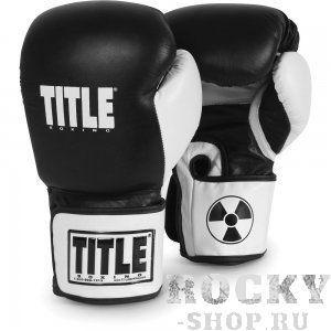 Купить Боксерские перчатки снарядные TITLE (арт. 4782)