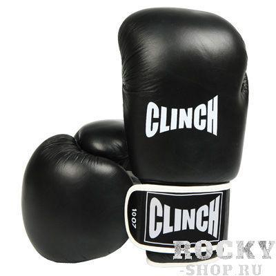 Перчатки боксерские Clinch Leather, 10 OZ Clinch GearБоксерские перчатки<br>Профессиональные боксерские перчатки.Топовая модель для боев и спаррингов.Натуральная отборная кожа высочайшего качества Cowhide Grade A.Инжекционный литой вкладыш.Манжета 10 см на липучке.Упакованы в специальную сумочку на молнии.<br>