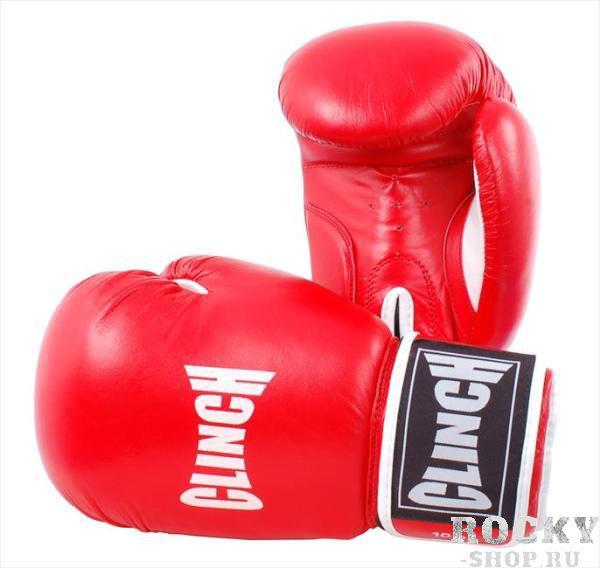 Купить Боксерские перчатки Clinch 12 OZ