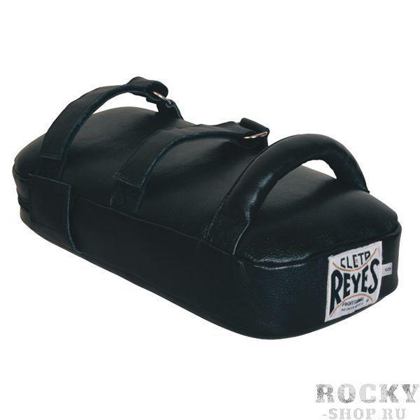 Макивара, Чёрный, Размер O/S Cleto ReyesЛапы и макивары<br>Материал - 100% кожа<br> Застёжки - липучки<br> Удобные ручки<br> Лёгкая и комфортабельная в использовании<br> Идеально годится для боевых видов спорта<br> Цена за 1 шт.<br>