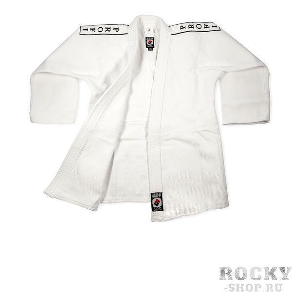 Купить Кимоно для дзюдо Profi Master (белое) Крепыш Я (арт. 4944)