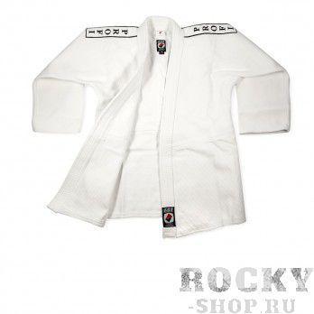 Купить Кимоно для дзюдо Profi Master (белое)-135 Крепыш Я (арт. 4962)