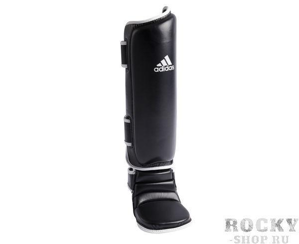 Купить Защита голени и стопы Eco Shin Instep Adidas черная (арт. 4985)
