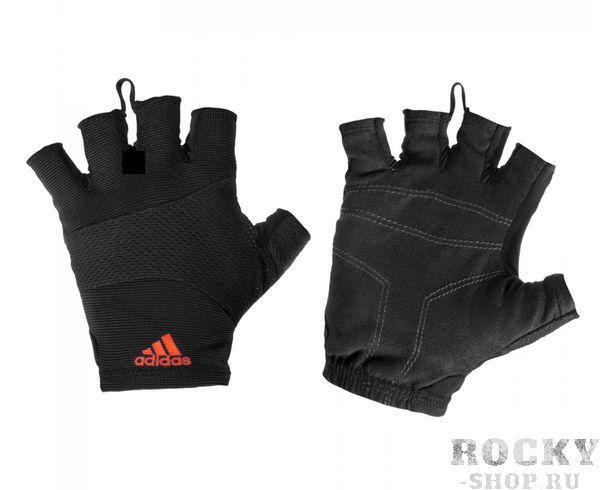 Купить Перчатки для фитнеса Workout Gloves Adidas черные (арт. 4988)