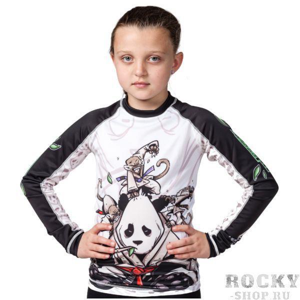 Купить Рашгард детский Tatami Gentle Panda Kids (арт. 4993)