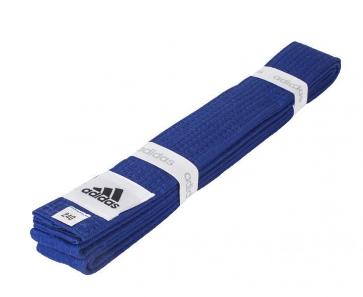 Купить Пояс для единоборств Club Adidas синий (арт. 5000)