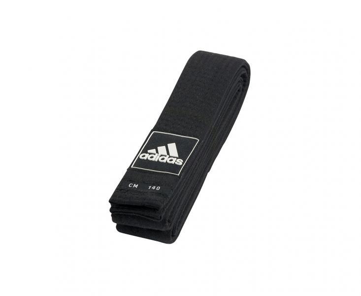 Купить Пояс для тхэквондо Competition Black Belt Adidas черный (арт. 5008)