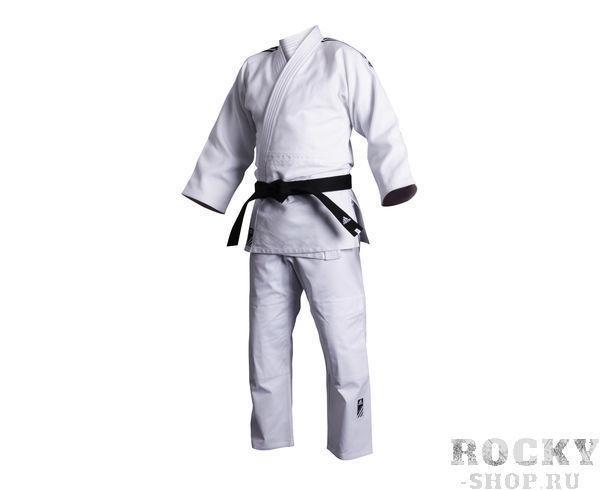 Купить Кимоно для дзюдо Contest Adidas белое (арт. 5035)