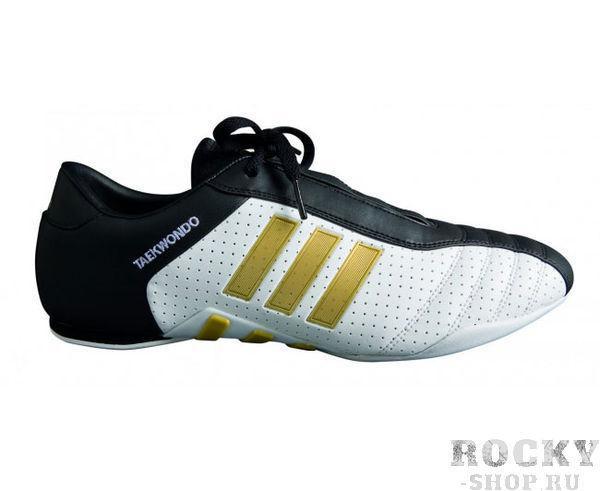 Купить Степки для тхэквондо Adi-Evolution Adidas бело-черные (арт. 5056)