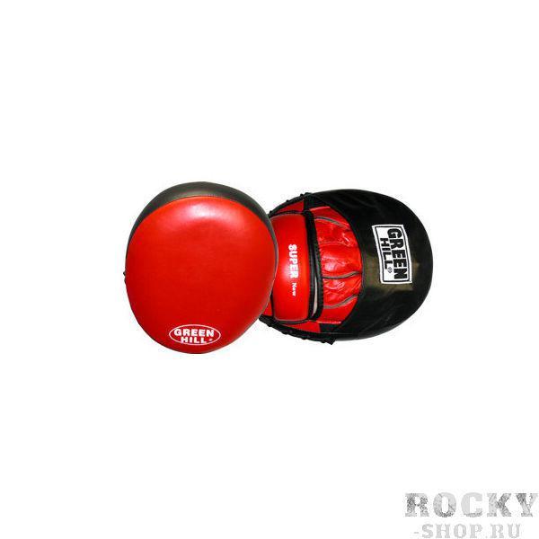Купить Боксерские лапы super Green Hill FMB-5014 (арт. 506)