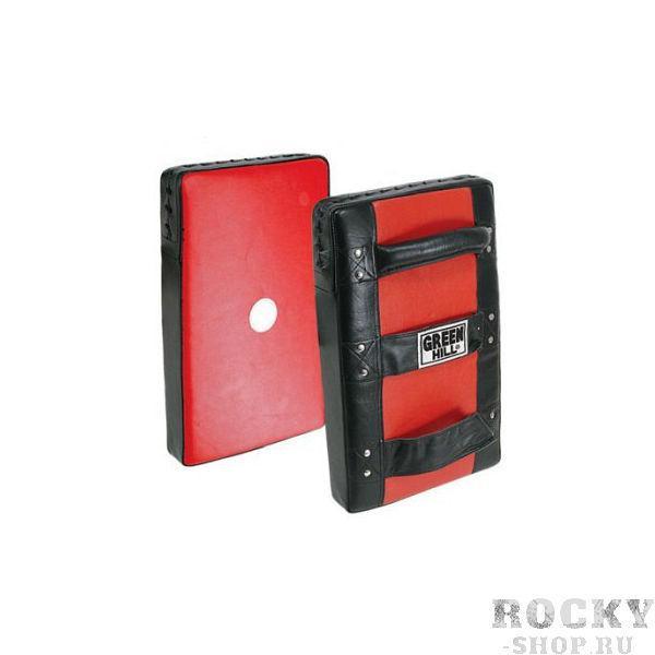 Купить Макивара coach Green Hill красный/чёрный (арт. 508)