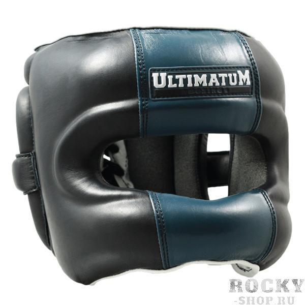 Шлем с бамперной защитой Gen3FaceBar Premium UltimatumBoxing