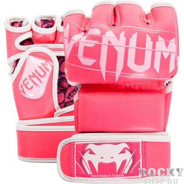 Перчатки ММА Venum Undisputed 2.0 Pink VenumПерчатки MMA<br>Перчатки ММА Venum Undisputed 2. 0 Pink еще более комфортные и высококачественные, с обновленным дизайном. Выпускаются на родине Муай Тай в Тайланде, где производится самая высококачественная бойцовская экипировка в мире. Изогнутая форма позволит наносить удары еще большей силы. Новая застежка позволяет застегнуть перчатку одной рукой. Сделаны из лучшей натуральной кожи наппа, они прослужат Вам очень долго. Особенности:Высококачественная натуральная кожа наппаМногоуровневая пена для лучшей защиты и поглощения мощи удараВысокая поддержка запястья с регулируемым ремешкомЭксклюзивная застежкаРучная работа, Тайланд<br><br>Размер: L/XL