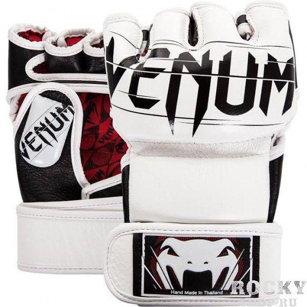 Купить Перчатки ММА Venum Undisputed 2.0 White (арт. 5139)