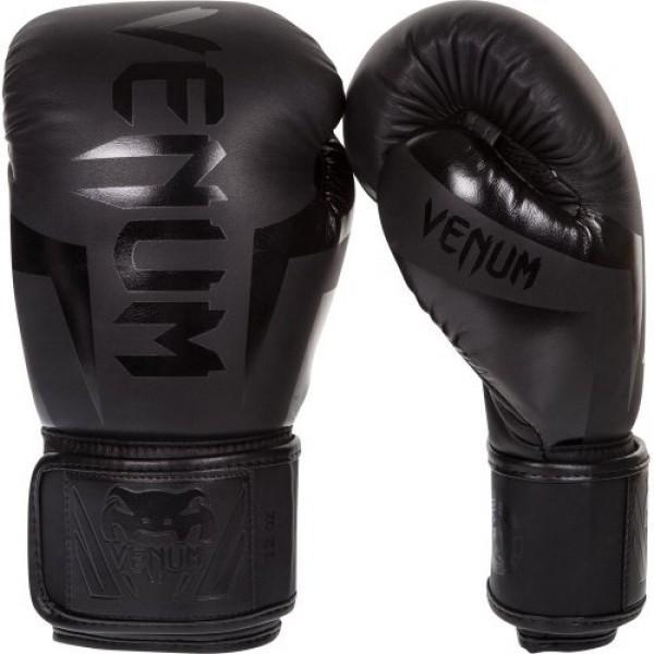 Перчатки боксерские Venum Elite Neo Black, 10 oz Venum