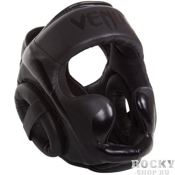 Шлем боксерский Venum Elite Neo Black VenumШлемы ММА<br>Шлем боксерский Venum Elite Neo Black как раз для тех, кто ищет правильную защиту. Для обеспечения защиты высочайшего качества эти шлема построены из премиумной синтетической кожи . Комфорт обеспечен во время поединков и отработок обеспечен. Шлема уже известны своей долговечностью, имеют внутреннюю трехслойную пену для лучшего поглощения удара. Конструкция шлема такова, что Ваш обзор составляет не менее 180 градусов. Особенности:Кожа Skintex для большей прочностиУльтра-легкий, не ограничивает скоростьОбзор не менее 180 градусовТрехслойная внутренняя пенаЗащита ушейСетчатые вставки для оптимального вывода влагиРегулируется в двух плоскостяхРучная работа, Тайланд<br><br>Размер: Без размера (регулируется)