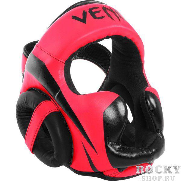 Купить Шлем боксерский Venum Elite Neo Pink (арт. 5155)