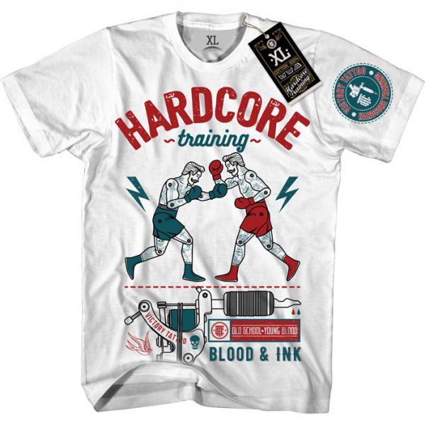 Купить Футболка Hardcore Training Blood & Ink (арт. 5292)