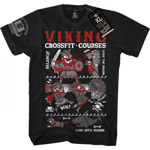 Футболка Hardcore Training Viking Crossfit