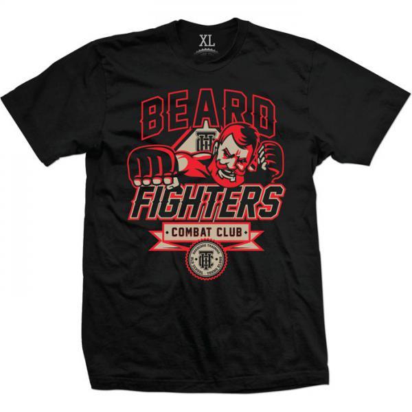 Футболка Hardcore Training Bearded Fighter (арт. 5349)  - купить со скидкой