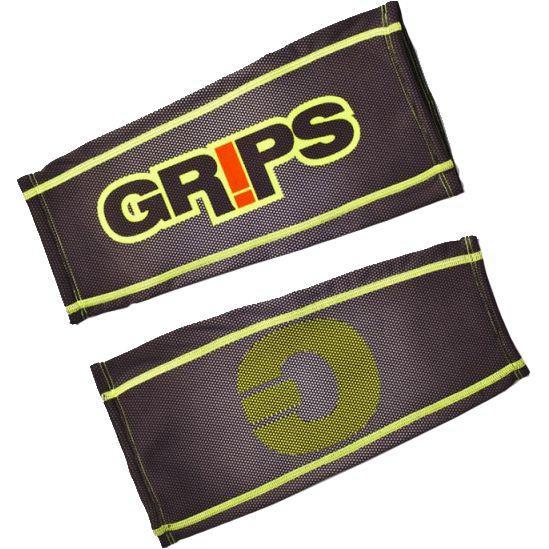 Компрессионная защита голени Grips Carbon Fluo Grips Athletics