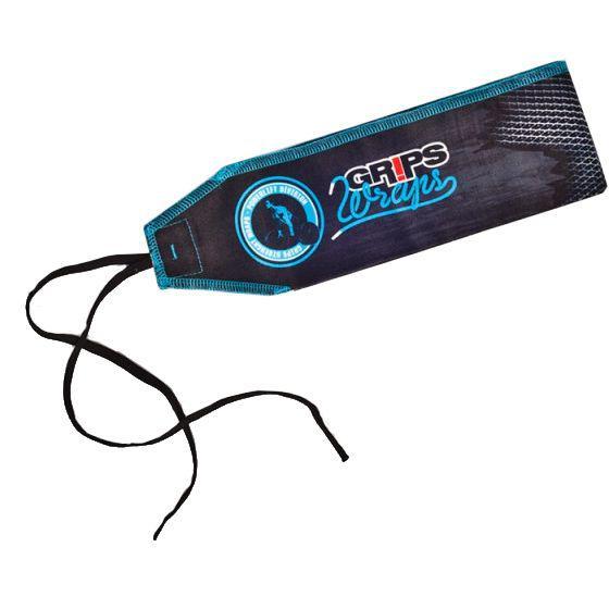 Бинты для запястий Grips Cracking Grips AthleticsАксессуары для фитнеса<br>Бинты для запястий Grips Cracking.Предназначены для предупреждения травм лучезапястных суставов во время тренировок.Бинты для кистей можно использовать при работе со штангой, гирей, брусьях, турниках и т.д.Продаются парой.<br>