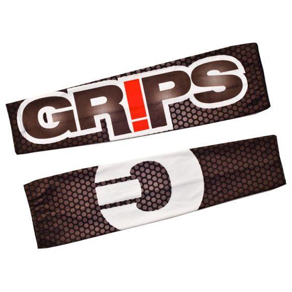 Защитный рукав Grips Black Honeycomb Athletics (арт. 5401)  - купить со скидкой