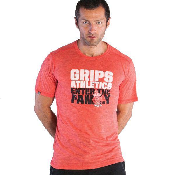 Футболка Grips Family Athletics (арт. 5415)  - купить со скидкой