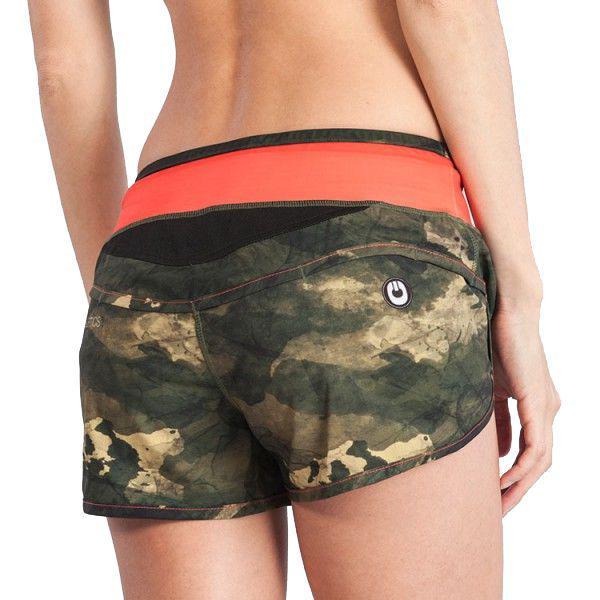 Женские шорты Grips Camo Athletics (арт. 5423)  - купить со скидкой