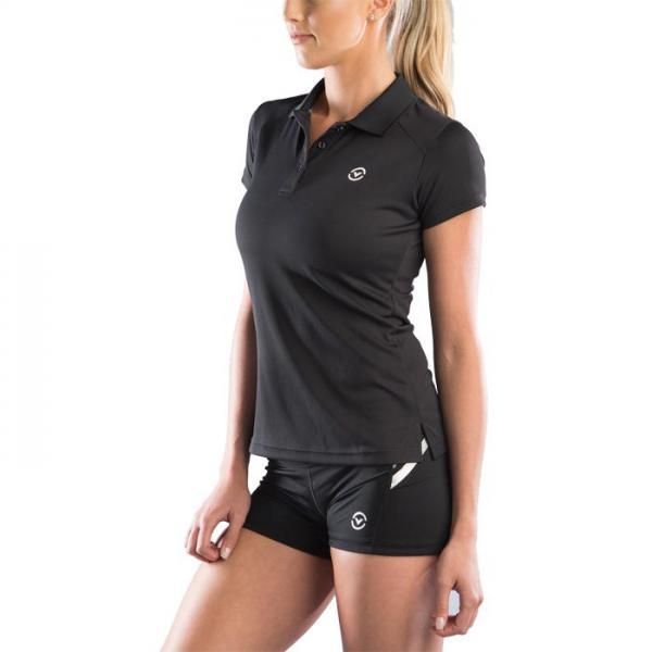 Женская футболка-поло Virus (арт. 5457)  - купить со скидкой