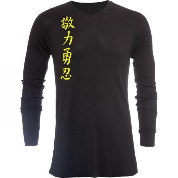 Лонгслив Jaco Kanji II Clothing (арт. 5470)  - купить со скидкой